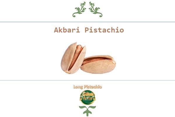 Akbari Pistachios Nut