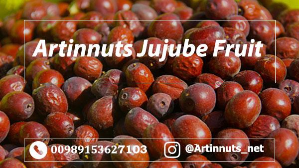 Artinnuts Jujube Fruit