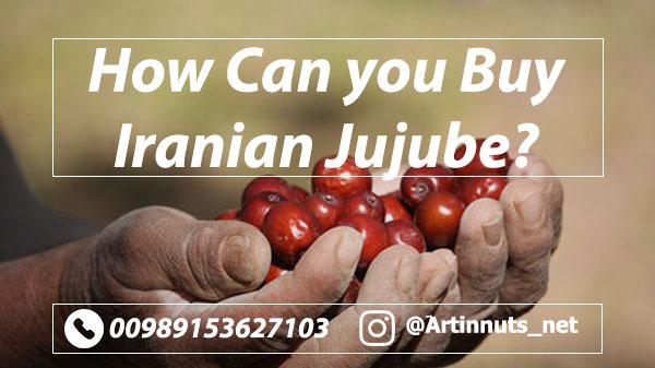 Buy Iranian Jujube