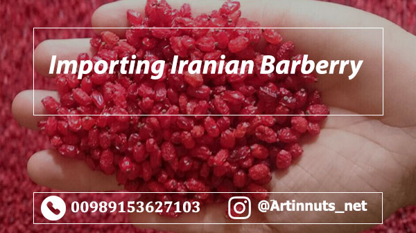 Importing Iranian Barberry