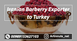 Iranian Barberry Exporter to Turkey