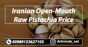 Raw Pistachios Price