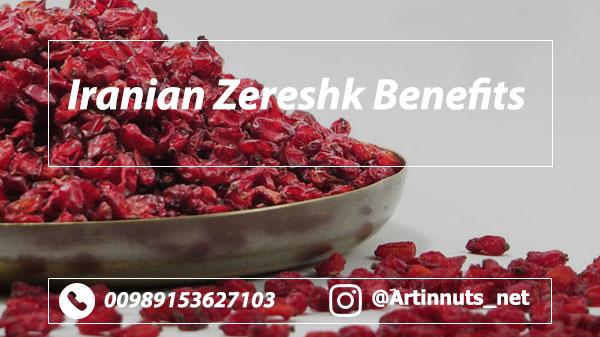 Iranian Zereshk Benefits