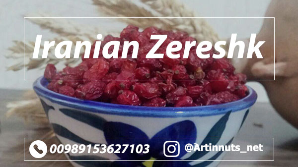 Iranian Zereshk