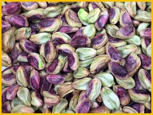 Purple Skin Pistachios Kernels