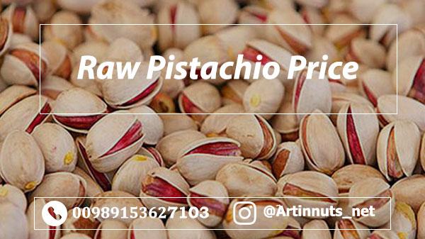 Raw Pistachio Price