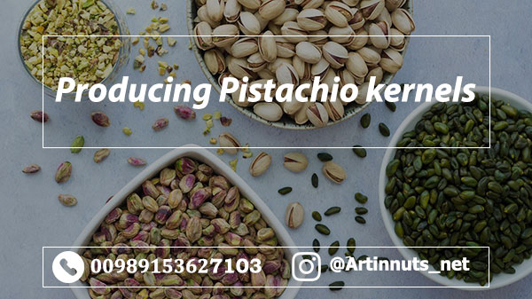 Producing Pistachio Kernels