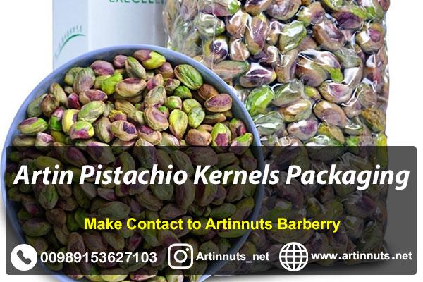 Pistachio Kernels Packaging