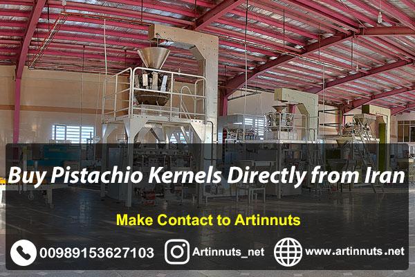 Buy Pistachio Kernels