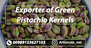 Green Pistachio Exporter