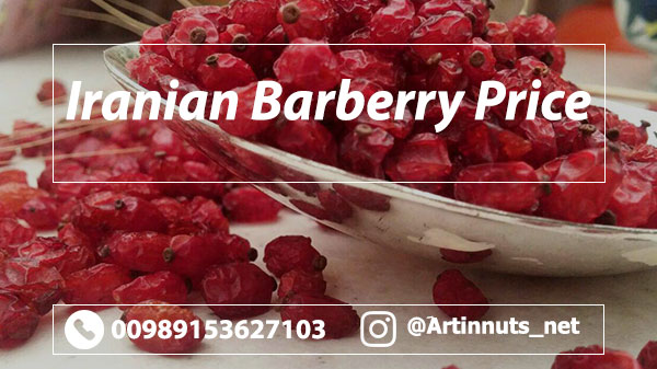 Barberry Price
