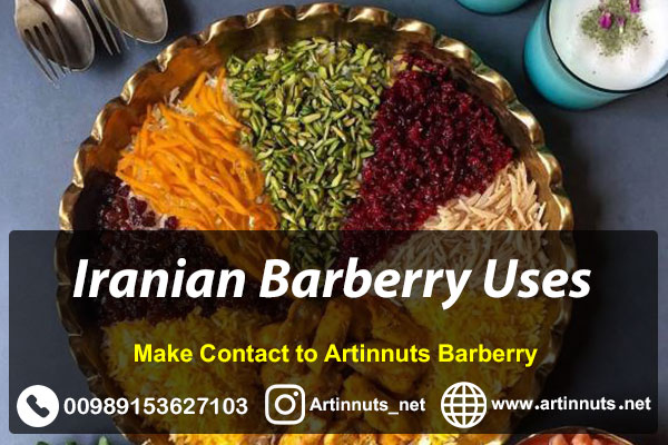 Iranian Barberry Uses