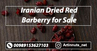 Dried Red Barberry