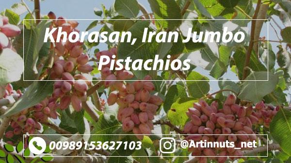 Iran Jumbo Pistachios