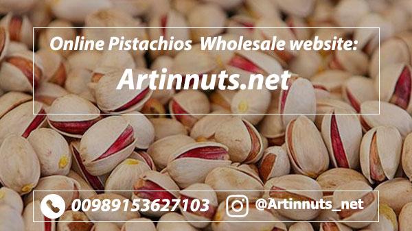 Online Pistachios Wholesale
