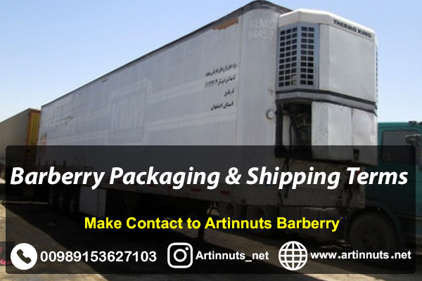 Barberry Packaging and Shipping