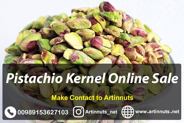 Pistachio Kernel Online