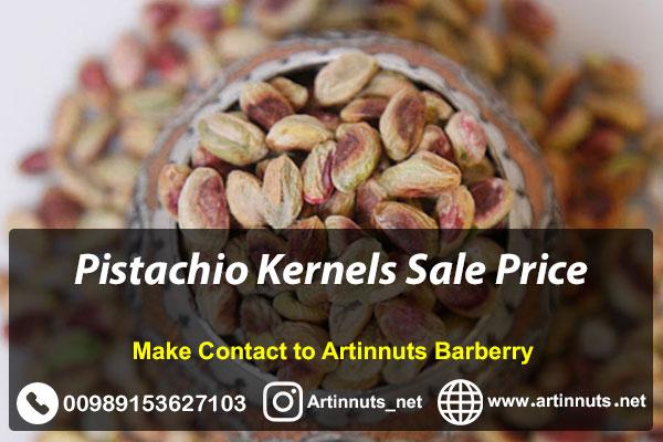 Pistachio Kernels Sale Price