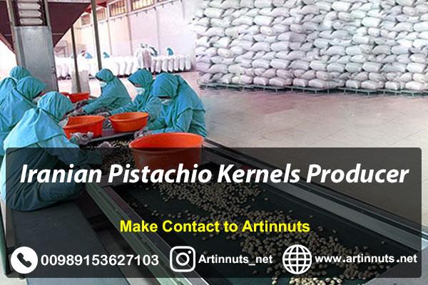 Pistachio Kernel Producer