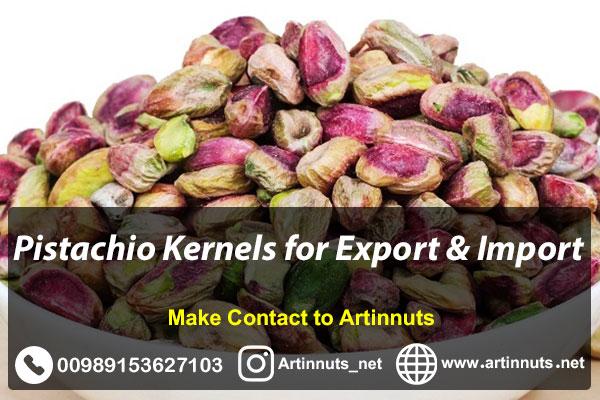 Pistachio Export Import