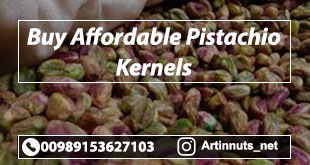 Affordable Pistachio Kernels