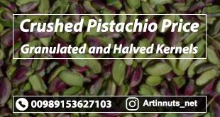 Crushed Pistachio