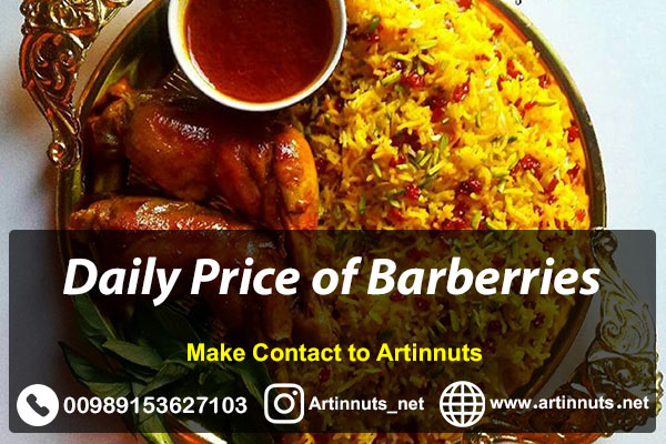 Barberries Daily Price