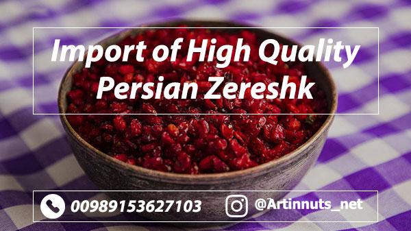 High Quality Zereshk