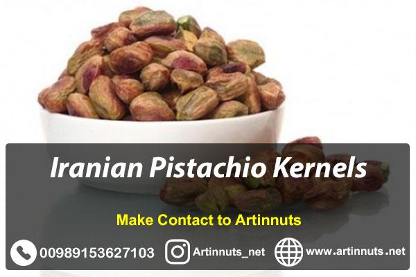 Iranian Pistachio Kernels