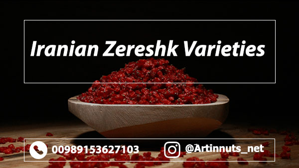 Iranian Zereshk Varieties