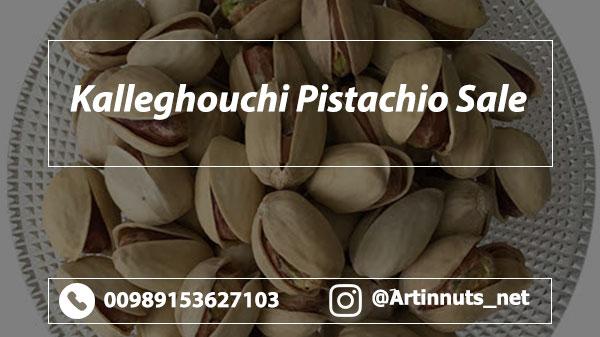 Kalleghouchi Pistachio Sale