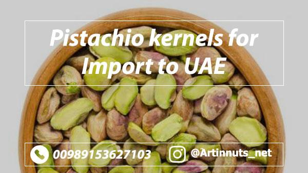 Pistachio Kernels Import