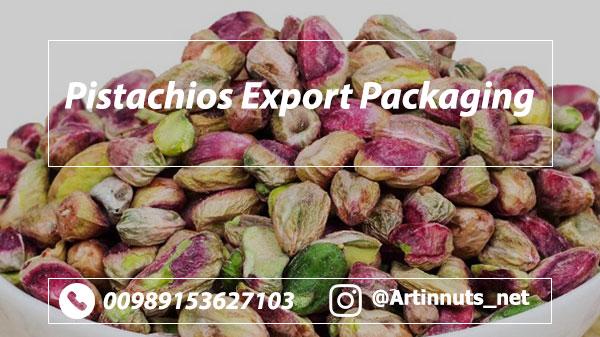 Pistachios Export