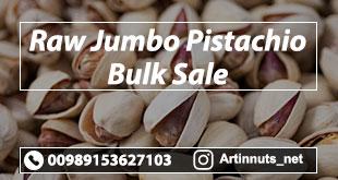 Raw Jumbo Pistachio