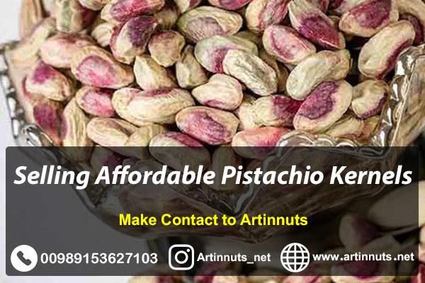 Selling Pistachio Kernels