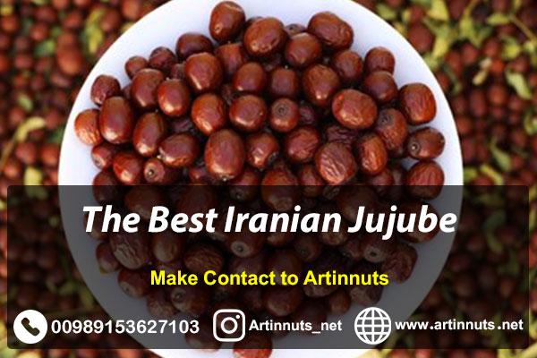 Best Iranian Jujube