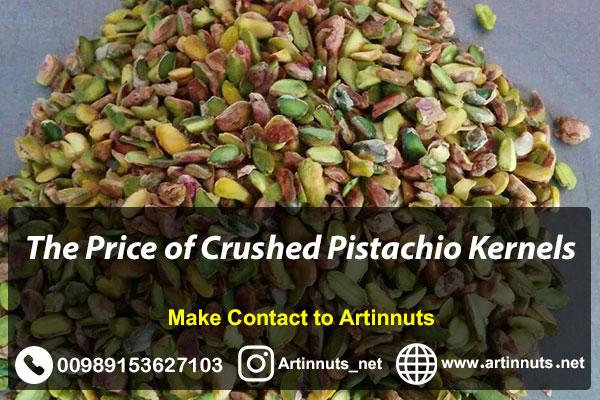 Crushed Pistachio Price