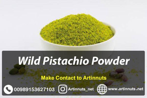 Wild Pistachio Powder