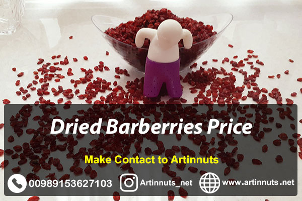Dried Barberries Price
