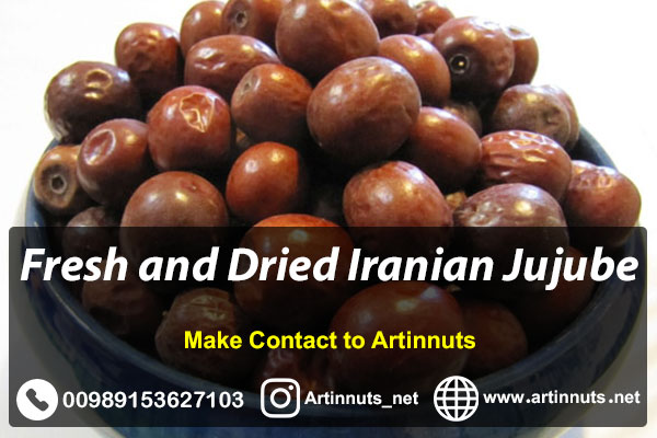 Iranian Dried Jujube