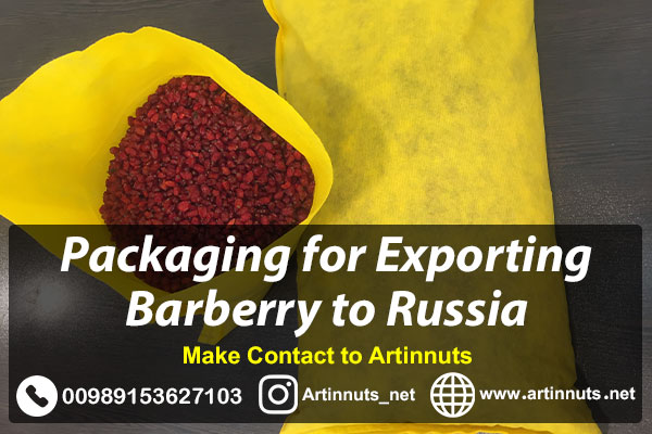 Barberry Export Packaging