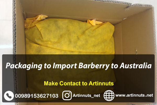 Barberry Import Packaging