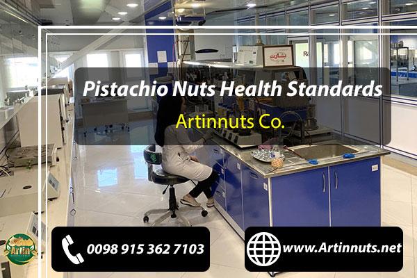 Pistachio Nuts Exporter