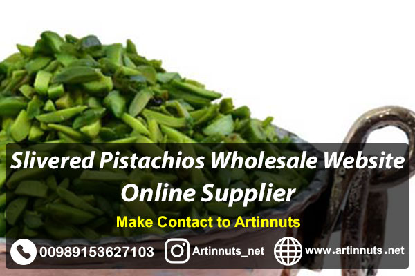 Slivered Pistachios Wholesale