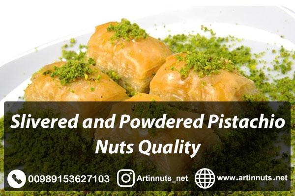 Pistachio Powder