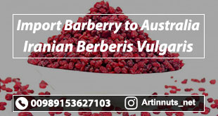 Import Barberry to Australia