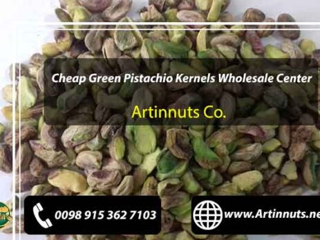 Cheap Green Pistachio Kernels