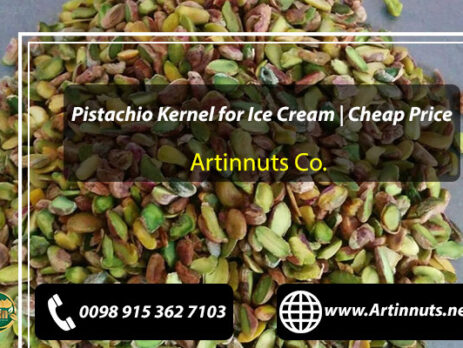 Pistachio Kernel for Ice Cream