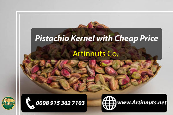 Cheap Price Pistachio Kernels