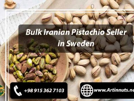 Pistachio Seller in Sweden
